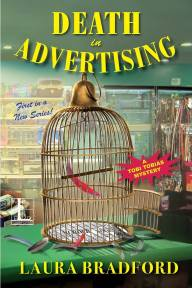 Death In Advertising Cover